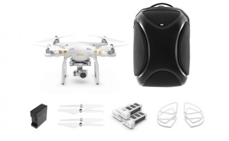 Phantom 3 Professional Everything You Need Kit (Multifunctional Backpack)
