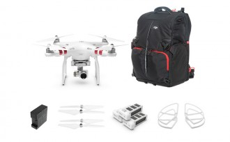 Phantom 3 Standard Everything You Need Kit (Phantom Backpack)