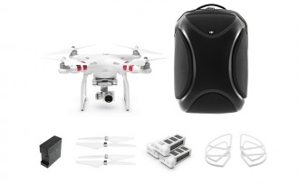 Phantom 3 Standard Everything You Need Kit (Multifunctional Backpack)