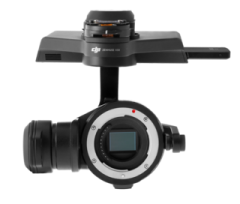 Zenmuse X5R Gimbal and Camera (Lens Excluded)