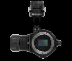 젠뮤즈 X5 짐벌 및 카메라 (렌즈 제외)